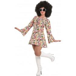 Déguisement Robe Disco femme