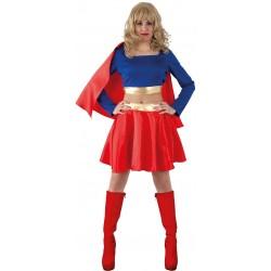Déguisement Femme Super Héro Comics