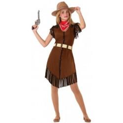 Déguisement Cowgirl Ado