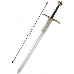 Epée Excalibur Médiévale 122cm