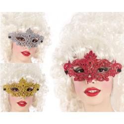 Masque de Marquise à paillettes