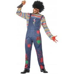 Déguisement Homme Tueur Chucky