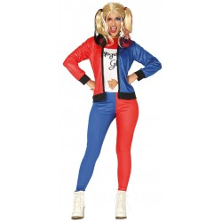 Déguisement Femme Harley Quinn