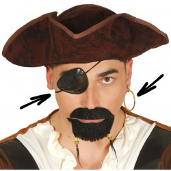 Cache Oeil de Pirate