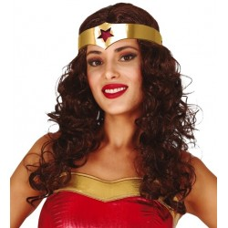 Perruque Wonder Woman