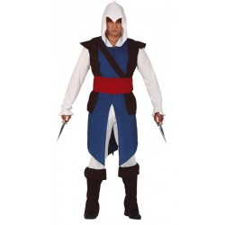 Déguisement Homme Assassin Creed Connor Kenway