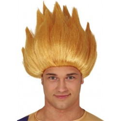 Perruque Blonde Dragon Ball