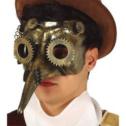 Masque de la Peste Steampunk