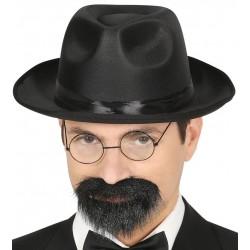 Chapeau Noir Gangster
