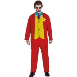 Déguisement Homme Mr Smile Joker