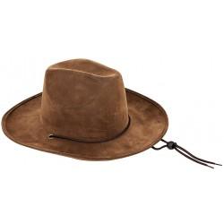 Chapeau de Cowboy style Daim