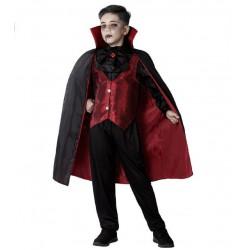 Déguisement Garçon Vampire Dracula