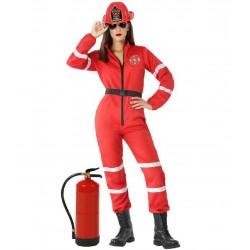 Déguisement Pompier pour Femme