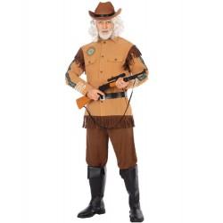 Déguisement Cowboy Homme Buffalo Bill