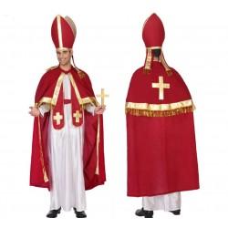 Déguisement Pape Eveque Homme