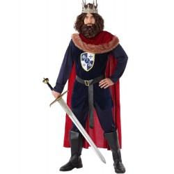Déguisement de Roi Médiéval Homme