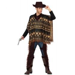 Déguisement Homme Cowboy Solitaire