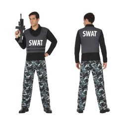 Déguisement Homme Policier SWAT
