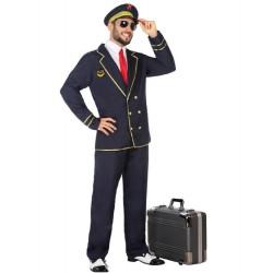 Déguisement Homme Pilote d'Avion