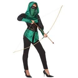 Déguisement Femme Robin des Bois
