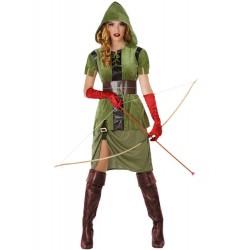 Déguisement Femme Archer Robin des Bois