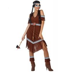 Déguisement Femme Indienne Squaw
