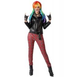 Déguisement Femme Punk