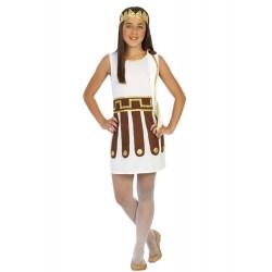 Déguisement Fille Gladiateur Romaine