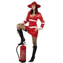 Déguisement Femme Pompier