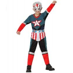 Déguisement Captain America Garçon