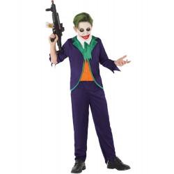 Déguisement Garçon Clown Joker