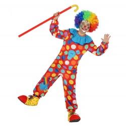Déguisement Enfant Clown