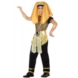 Déguisement Garçon Pharaon Noir