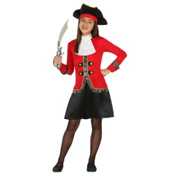 Déguisement Fille Capitaine Pirate