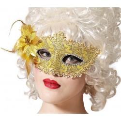 Masque Doré de Marquise