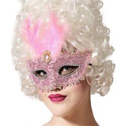 Masque de Venise Rose Marquise