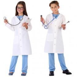 Déguisement Enfant Docteur Blanc