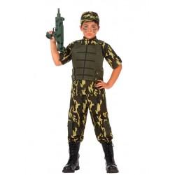 Déguisement Garçon Militaire