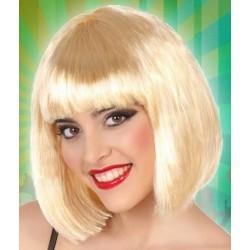 Perruque Blonde Courte